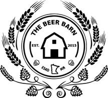 Custom listing for Arnie - 8 5oz taster glasses with Beer Barn art