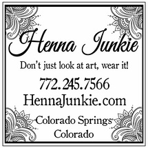 Custom listing - deposit for henna junkie party on 8/10 6-8pm