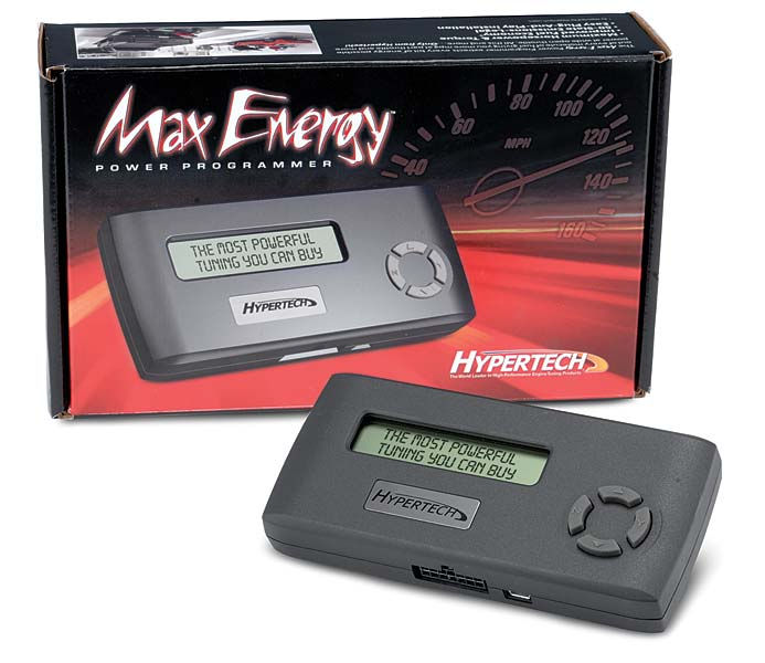 Hypertech Max Energy Programmer >> Hypertech Max Energy Power Programmer - LSx Everything