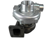 "T67 Ball Bearing Turbo Charger Ceramic Ball Bearing on Compressor Side 0.60 A/R Compressor Housing. T4 0.68 A/R Turbine Housing Oil Cooled Big Turbo, Big Power, 67mm Compressor Wheel 0.68 A/R Turbine for Low-Mid end Power, fast Spool  Highlights: - Big Turbo, Big Power,67mm Compressor Wheel. - 0.68A/R Turbine for Low-Mid end Power, fast Spool - High Quality Turbo, with Big Wheels, Good For 400 to 500 HP - Billet Aluminum CNC Machined Back Plate - 3"" Air Inlet - 3"" V-band Outlet - High Quality Built product. Each Turbo is individually tested and computer balanced. - BRAND NEW, not used, not remanufactured."