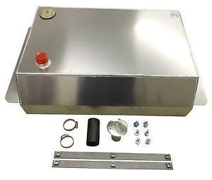 Replace that old, smelly tank in your truck with this aluminum rear mounted tank. Includes mounting hardware and cap.