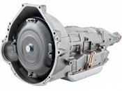 """This transmission is remanufactured and has a 2 year/24,000 mile warranty. If you are going to do it, do it right!  This transmission is warrantied for 1,000+HP. If you are need a transmission that will handle less power, our stock replacement 4L80E supports 500HP, which is plenty for most stock builds with cam.  History  The 4L80E transmission is the advanced progeny of the legendary TurboHydramatic TH400 automatic transmission, and is based heavily on the 400 in both parts and strength, yet featuring an added overdrive gear, a lock-up torque converter and advanced electronic controls.  The 4L80E was introduced in 1991 in the GM C/K Trucks line-up, and remained in production through the 2009+ model year.   The 4L80 nomenclature denotes that the transmission is a 4-Speed, Longitudinally mounted, and for 8000 lbs. vehicle weights. It's RPO code is """"MT1"""" and has been domestically manufactured in GM's Ypsilanti and Willow Run plants.  The 4L80 features ratios in each gear as follows:  First: 2.48, Second: 1.48, Third: 1.00, Fourth: 0.75, Reverse: 2.07"""
