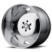 Classic mutli-spoke design combined with forged centers. Available in polished finish or custom colors of your choosing. Order your wheels and make your hot rod a sweet ride for years to come!