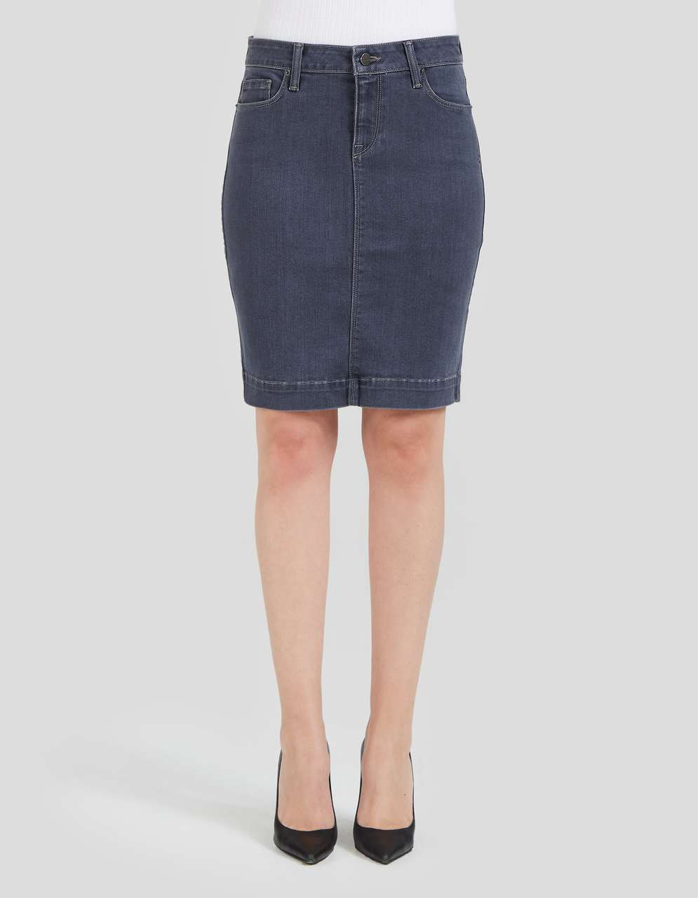 MID WAIST PENCIL SKIRT - Gordon in Denver