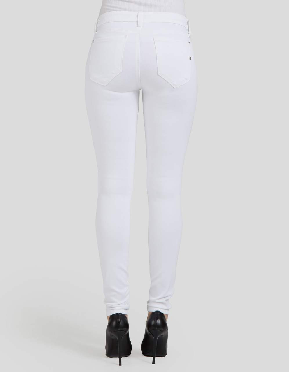 Optic White Jeans For Women | Skinny Fit Looks Great On All Body ...