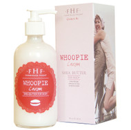 Whoopie! Cream Shea Butter New pumpable style!  8 oz. glass bottle with decorative box