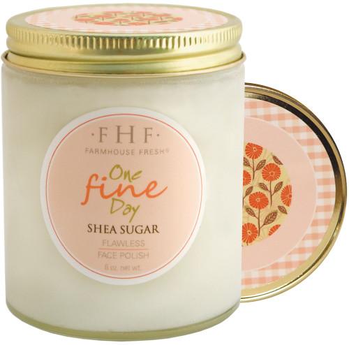 One Fine Day Flawless Face Polish 6 oz. Glass Jar