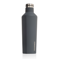 Matte Grey 16oz. Canteen