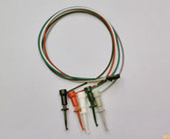 I2C Bus Mini Clip Lead Cable, (5-wire, 1 ft.) long