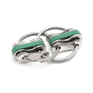 Noah - Green (Split Rings)