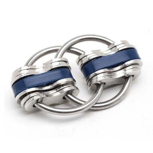 Noah Jumbo - Blue (Solid Rings)