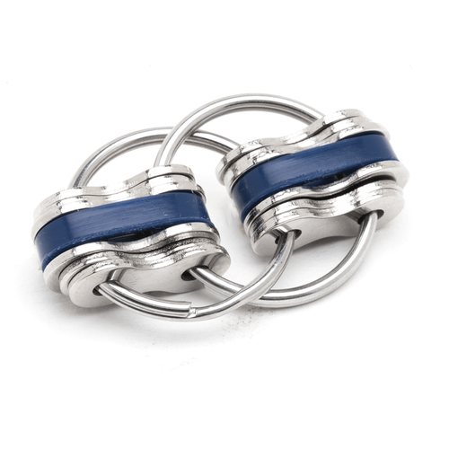 Noah Jumbo - Blue (Split Rings)