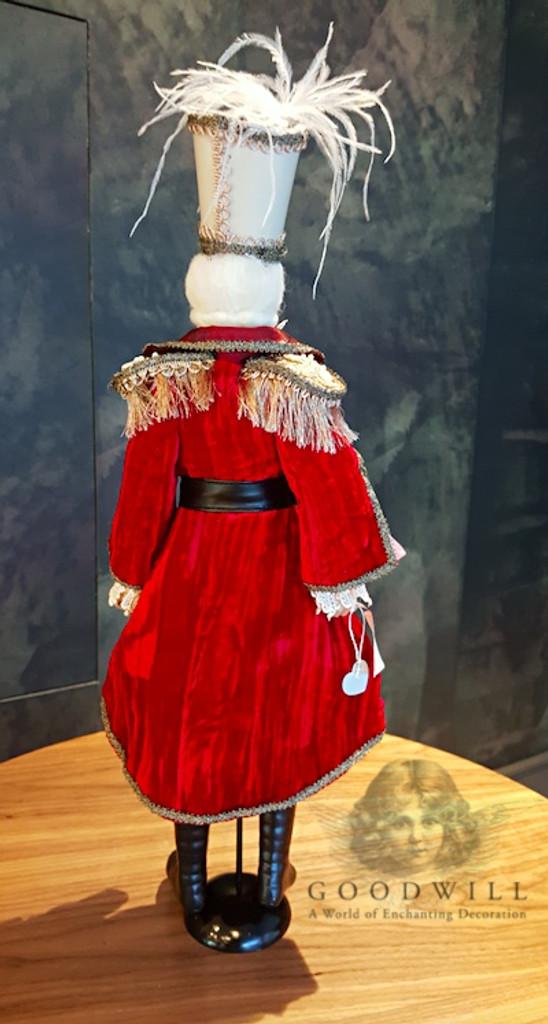Nutcracker Christmas Doll Display