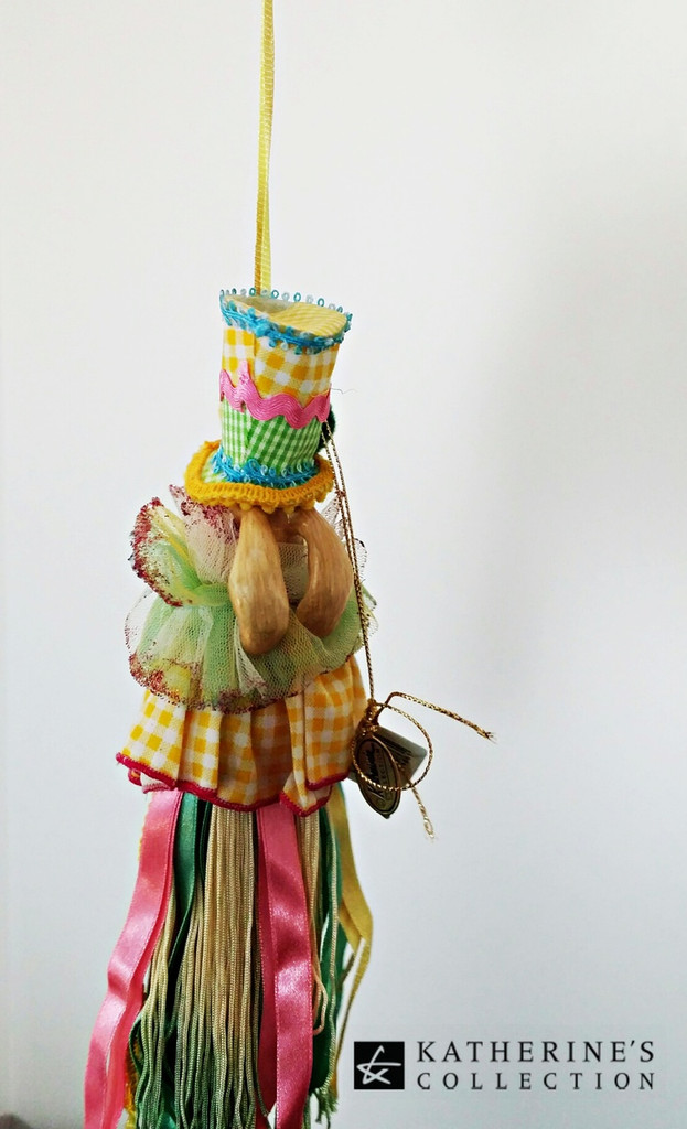 Katherine's Collection Easter Bunny Tassel