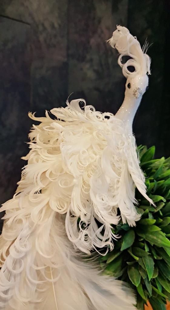 Katherine's Collection Christmas Tree Bird Clip