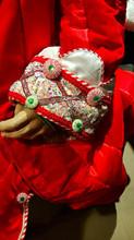 Katherine's Collection Cuckoo Life Size Santa