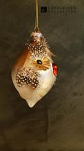 Katherine's Collection Christmas Tree Owl