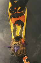 Katherine's Collection Witch Goblin Stocking