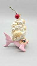 Kissing Fish Cherry Shell Christmas Tree Decoration