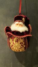 Katherine's Collection Christmas Journey Santa Tree Ornaments