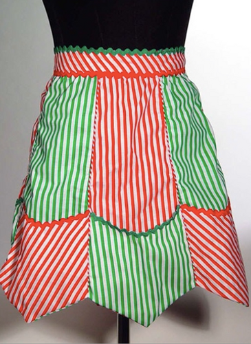 Katherine's Collection Eula Christmas Apron