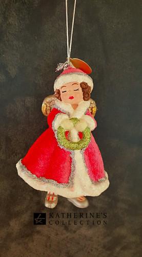 Katherine's Collection  Christmas Tree Angel