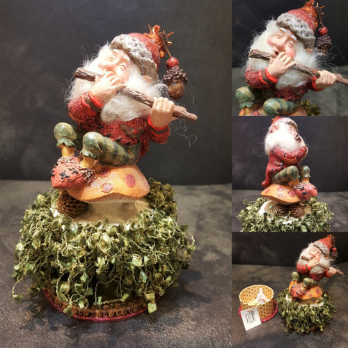 Katherine's Collection Elf Trinket Box