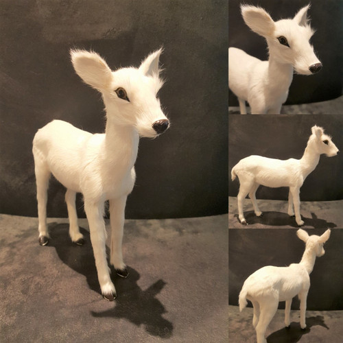 Bambi Lifelike Ornament Display Outstanding Detail