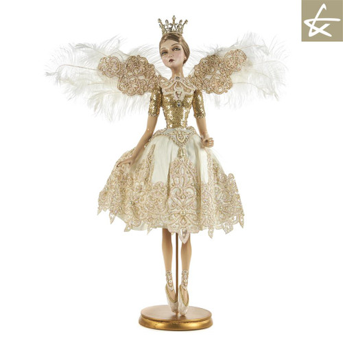 Katherine's Collection Royal Christmas Fairy