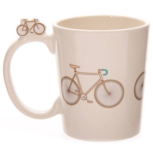 Retro Bike Mug