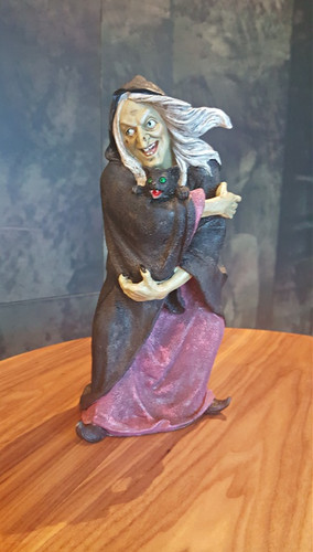 Halloween Witch Large Ornament