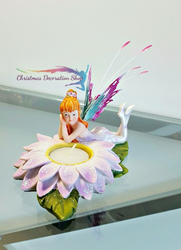 Fairy Tea Light Holder Display