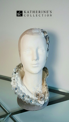 Katherine's Collection Head Bust