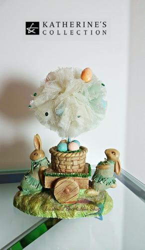 Katherine's Collection Easter Bunny Display