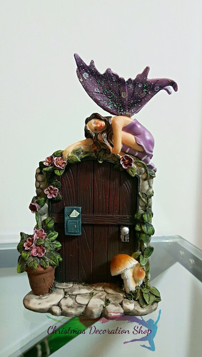 Fairy Ornament Display