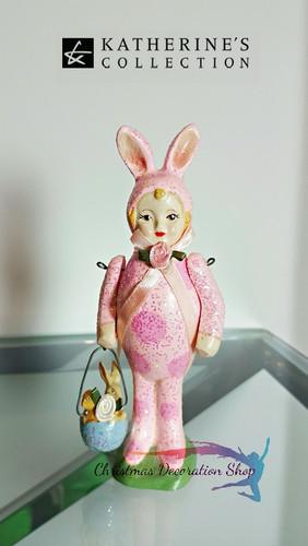 Katherine's Collection Easter Bunny Girl