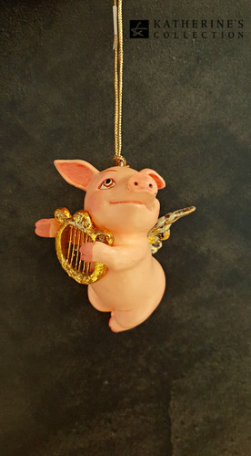 Katherine's Collection Cupig Ornament