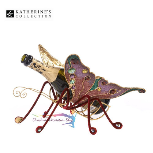 Katherine's Collection Butterfly Bottle Holder