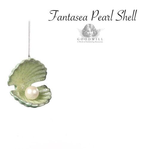 Shell Pearl Christmas Tree Decoration