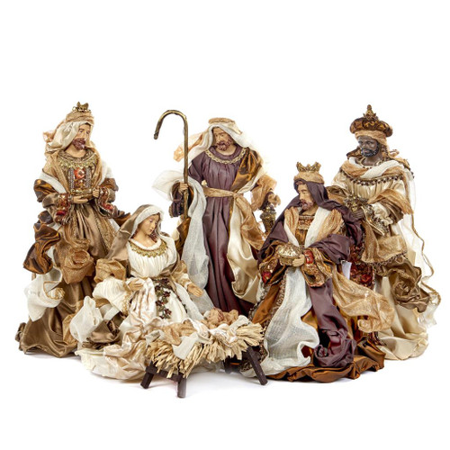 Set 6 Large Display Holy Family