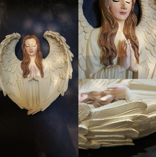 Large Angel Wall Display Ornament