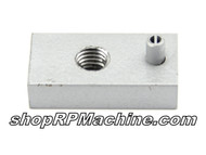 Wilder Lower Clamp Block and Pin for Old Style T-Handle Backgauge