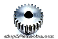 Engel G-8 Steel Spur Gear w/ Set Screw