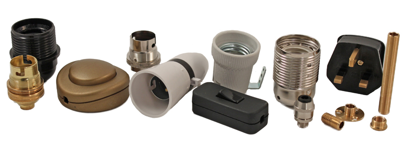 Lampholders And Fixings For All Lamp Projects Lampspares