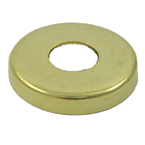 Brass nut cover