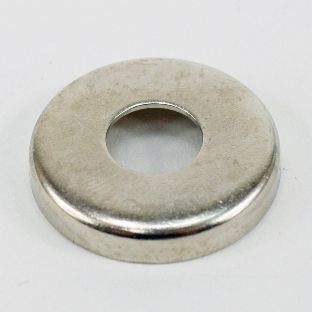 Nickel nut cover