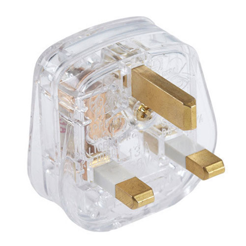 Transparent Plugtop