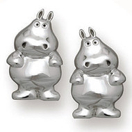 Guardian Hippo Earrings