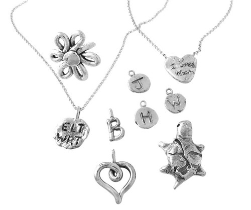 Examples of some of the jewelry our customers have created.