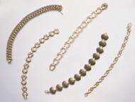 14k Gold Thomason Bracelet